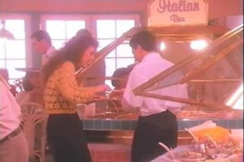 Thank the YouTube gods for this '90s Sizzler commercial