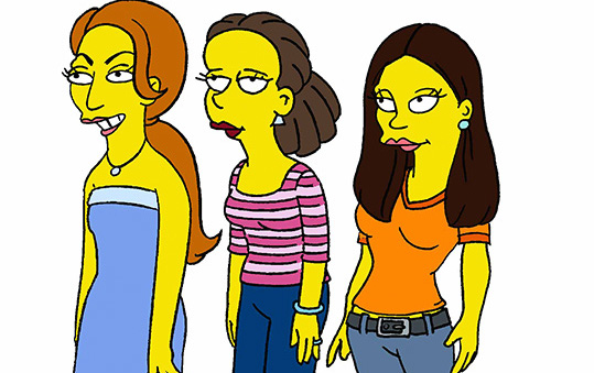'Girls' is getting 'The Simpsons' makeover and we're freaking out