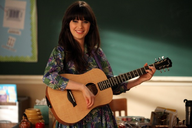 Why I want Jessica Day to be my high school teacher
