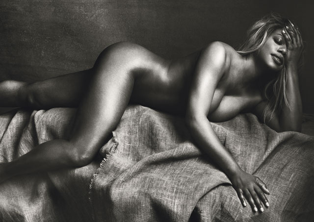 Laverne Cox poses nude for Allure for the best possible reason