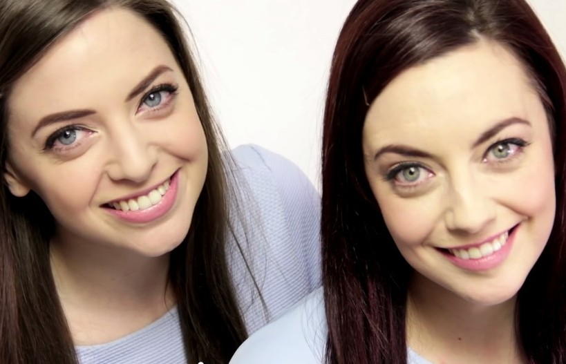 How two women who look exactly alike found each other