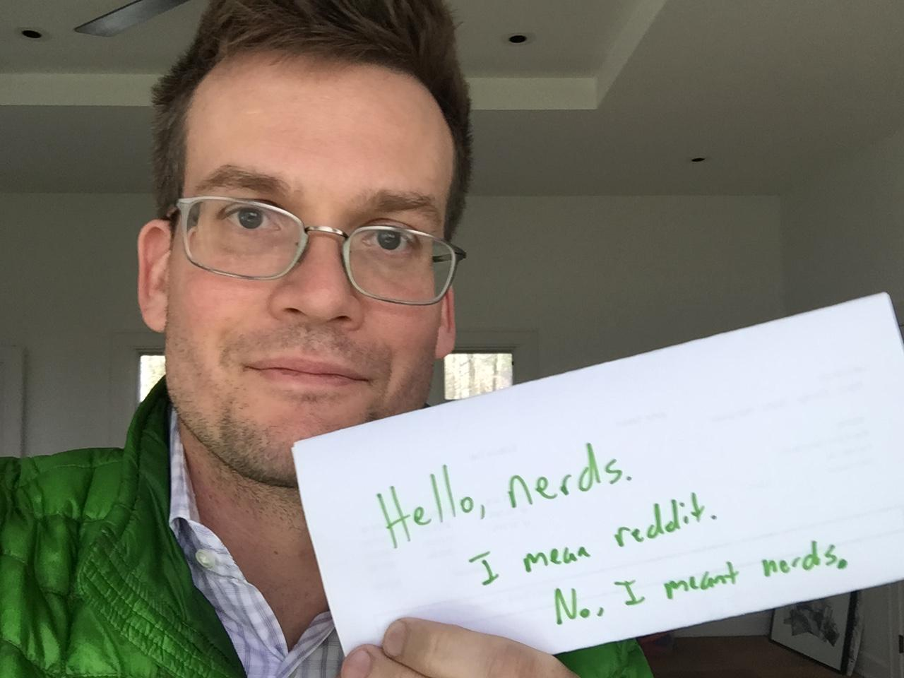 Just some highlights from John Green's bomb Reddit AMA
