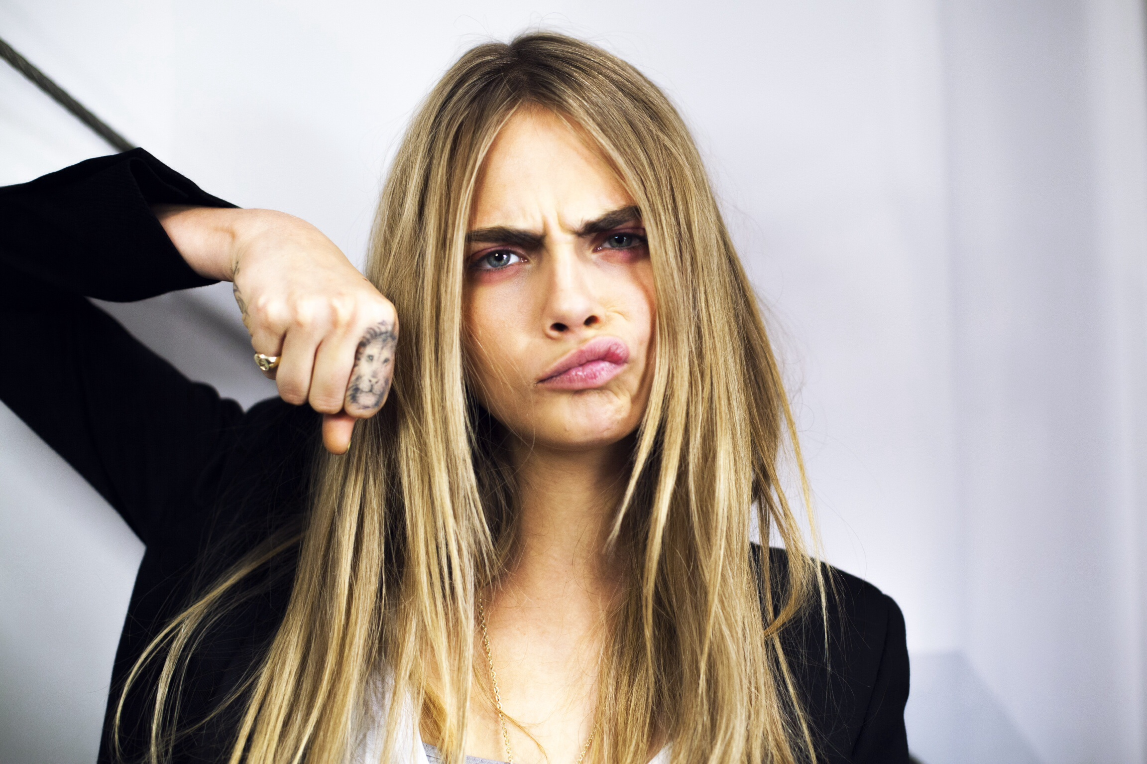 Cara Delevingne explains why she refuses to play one-dimensional women