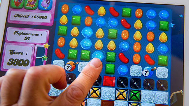 Weird but true: you actually can get super seriously injured playing Candy Crush