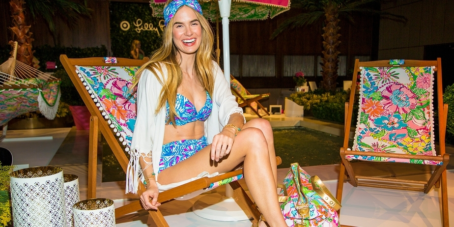 Lilly Pulitzer's awesome florals for Target just sold out like crazy