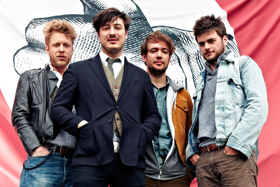 Mumford and Sons' new song feels like old times (in a good way)