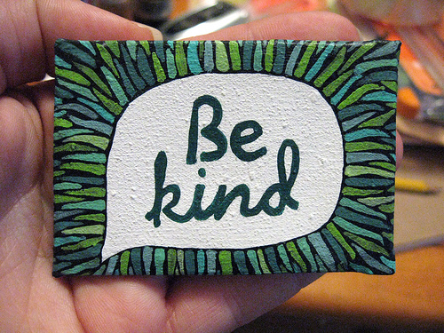 This school is challenging students to 1000 acts of kindness