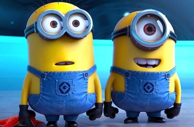 The Minions just inspired something we did not see coming