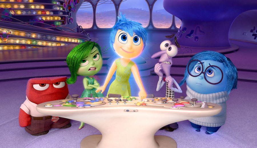 "We just got another sneak peek at ""Inside Out"" and spoiler: It's awesome"