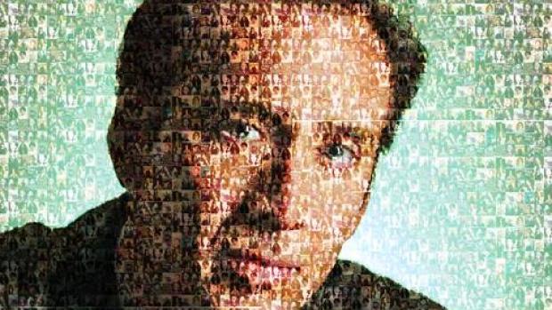 This guy wants to make a giant Nic Cage mosaic out of tiny faces, so that's happening