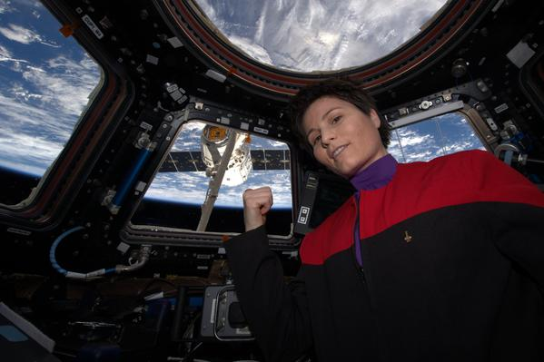 This real life 'Star Trek' astronaut is our she-ro of the week