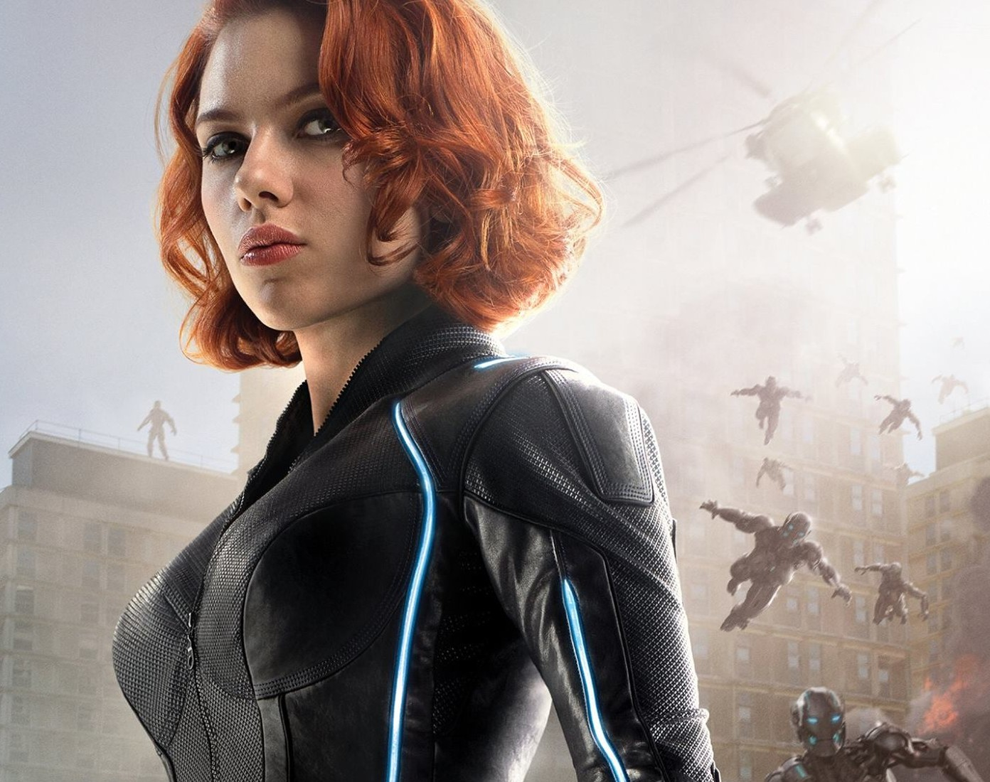 #WheresBlackWidow is the awesome (important!) campaign to get a girl on 'Avengers' merch