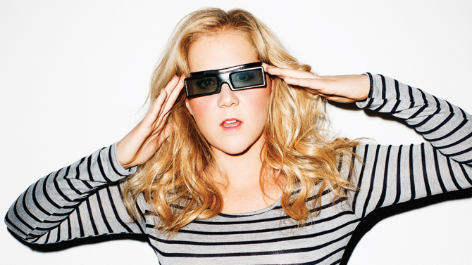 5 reasons we wanna hang with Amy Schumer tonight