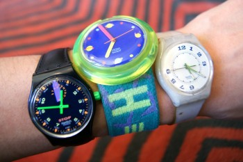Way before Apple Watch, these were the most futuristic watches you could own