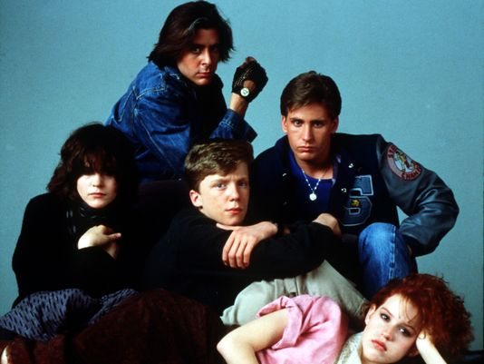 A high school just discovered the original 'Breakfast Club' script in a file cabinet