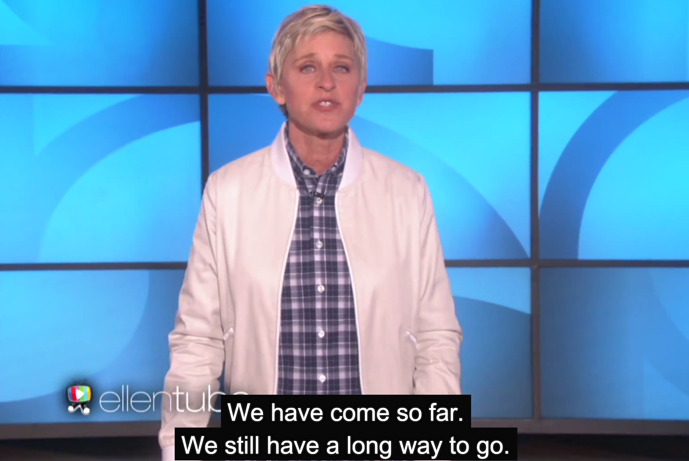 Here's Ellen, perfectly explaining why a woman should be on the $20 bill