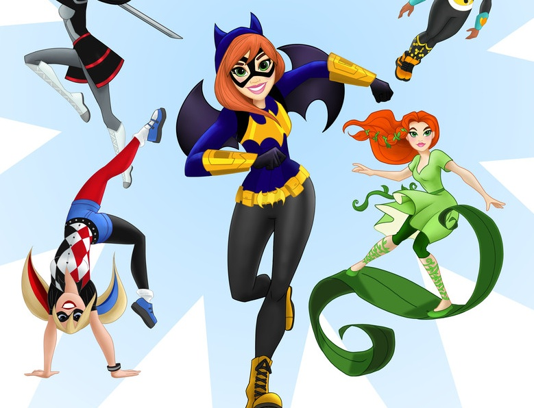 Dreams do come true: DC launches Super Hero Girls and we're celebrating