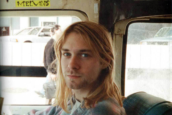 You must hear Kurt Cobain cover The Beatles, because it's bliss