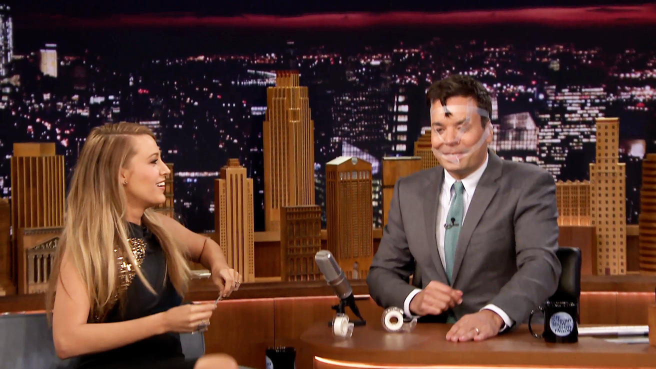 Blake Lively goes on 'Jimmy Fallon,' proves she wins at everything