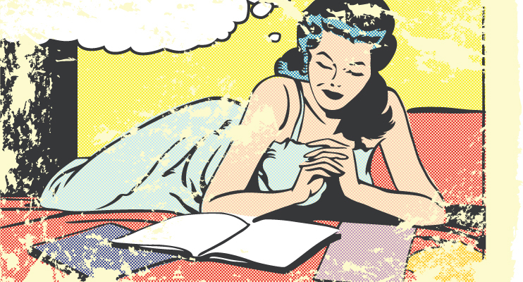 Great short reads from lady authors you can find online