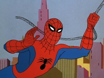 Prepare: There's going to be a new, animated 'Spider-Man' movie in 2018