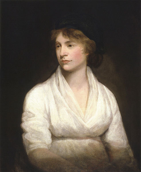 We're remembering Mary Wollstonecraft, feminist philosopher and total badass