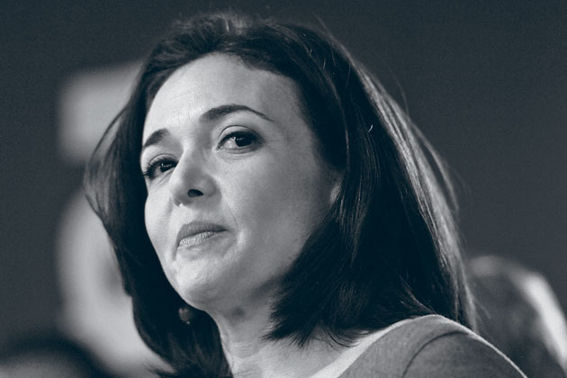Sheryl Sandberg just said something really important that all working women need to hear