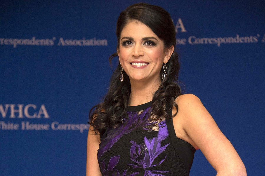 Cecily Strong hit the nail on the head at the White House Correspondents' Dinner this weekend