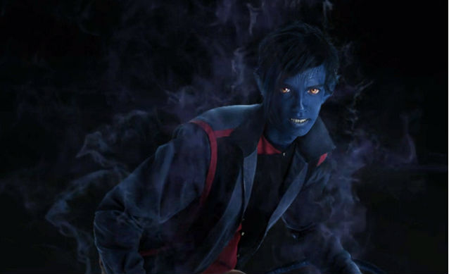 We have the first image of Nightcrawler from 'X-Men: Apocalypse'