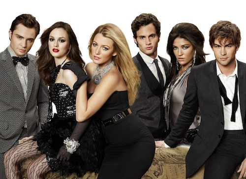 We're freaking out about this real life 'Gossip Girl' reunion