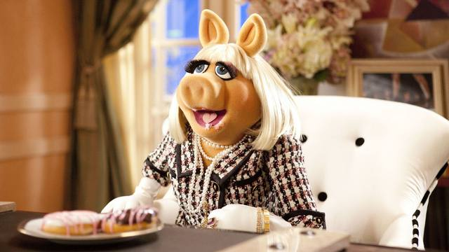 Miss Piggy to receive prestigious feminist award. For reals.