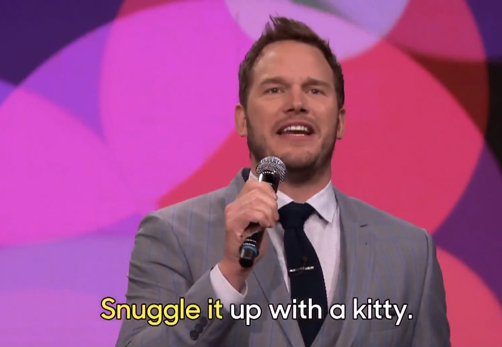 Chris Pratt just introduced us to our new fave 'Jimmy Fallon' segment