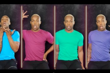 BeyondSlay: Watch Todrick Hall sing all 5 Beyoncé albums in only 4 minutes!