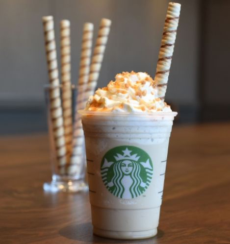 The already amazing Starbucks S'mores Frap just got even better