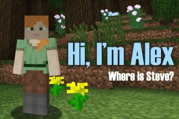 The first female 'Minecraft' character has arrived, finally!