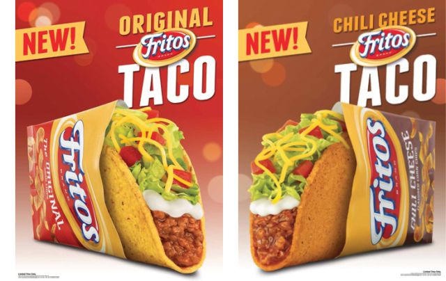 Taco Bell's Fritos tacos are coming! Taco Bell's Fritos tacos are coming!