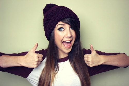 We're already pumped for Zoella's next book
