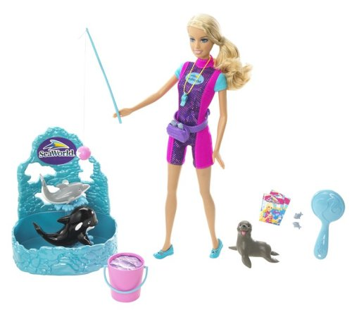 SeaWorld Barbie quits her job, makes a kickass statement about animal rights