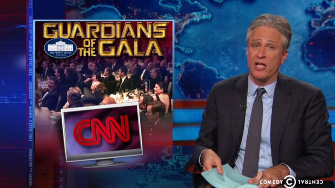 Jon Stewart perfectly reminds us what the news forgot to cover