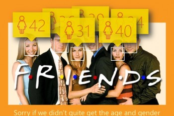 These 'Friends' were actually in their 40s—and other #HowOldRobot age revelations