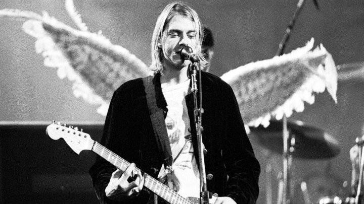 Get ready for a brand new Kurt Cobain solo album