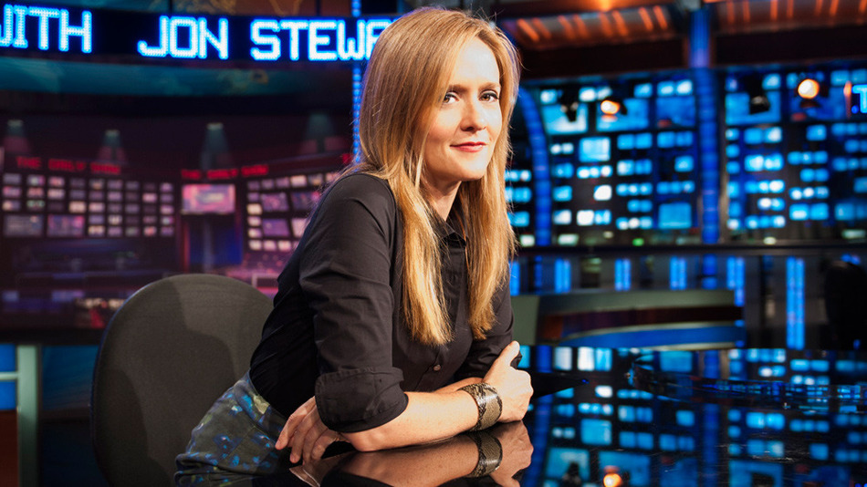 Samantha Bee's 'Daily Show' goodbye has us holding back tears