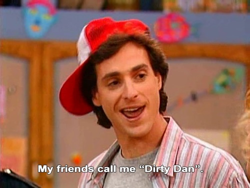 Everything I need to know, I learned from Danny Tanner