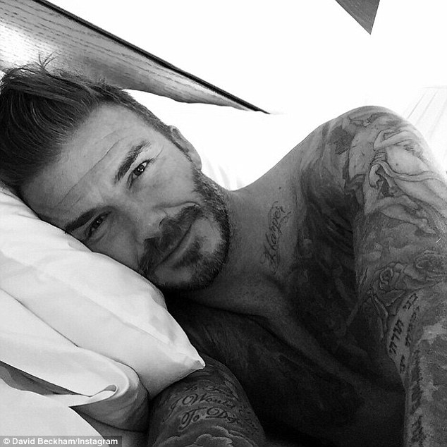 Happy 40th Birthday, David Beckham (and welcome to Instagram!)