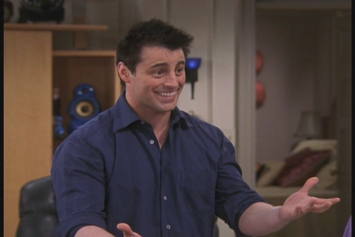"Matt LeBlanc just sang all your favorite Joey songs from ""Friends"" (because he's amazing)"