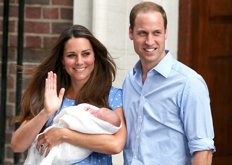 Congratulations, Kate and William — It's a girl!