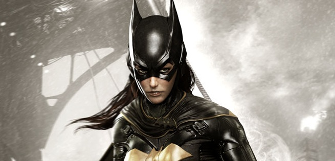 """Exciting news! Batgirl will be a playable character in the new """"Batman: Arkham Knight"""" game!"""
