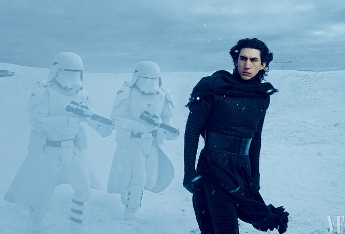 These Annie Leibovitz 'Star Wars' photos are exactly what we've been waiting for