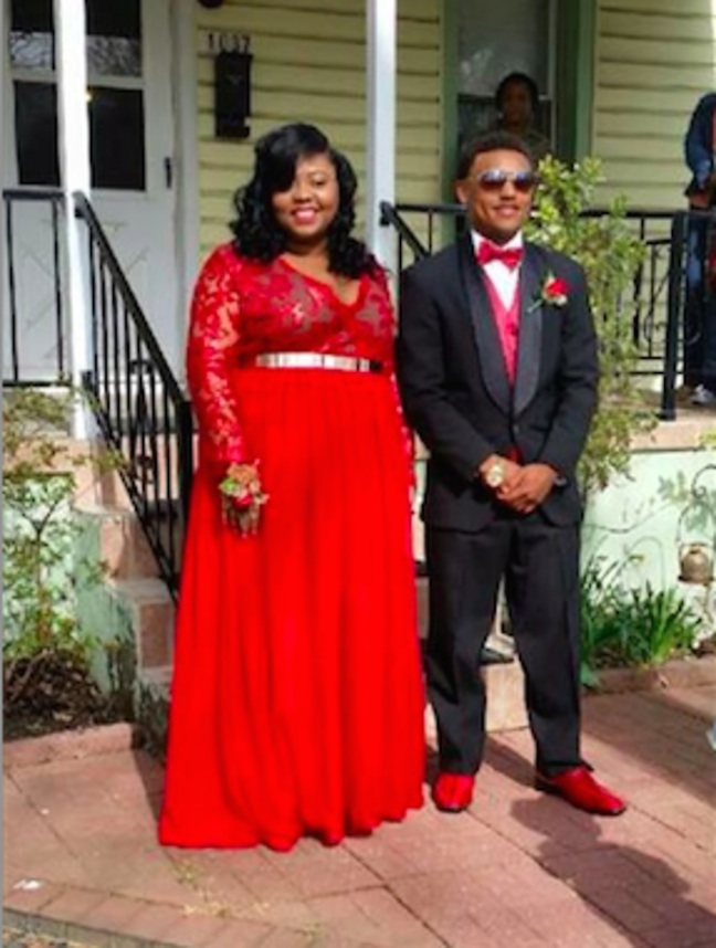 Student body-shamed for wearing perfectly awesome prom ...