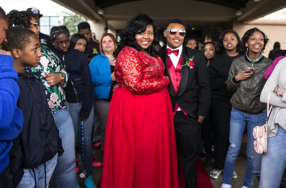 Student body-shamed for wearing perfectly awesome prom dress. We're concerned.